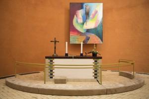 Moderne kirkekunst maj 2016